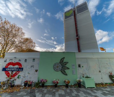 Grenfell Tower commemorations