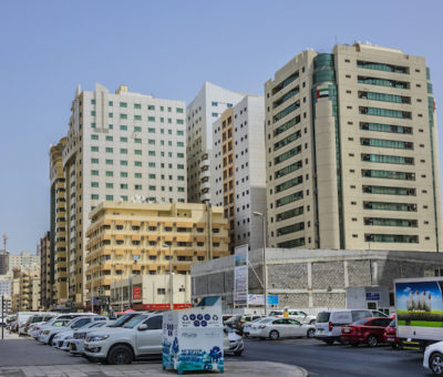 The Sharjah Municipality has launched a crackdown on the buildings that continue to keep cladding facades, as part of its efforts to prevent fire accidents in residential units.