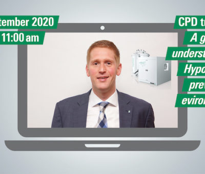 Carl Bryan, Managing Director WAGNER UK, offers CPD accredited training as part of the Fire Industry Association (FIA) online training on 10 September 2020.