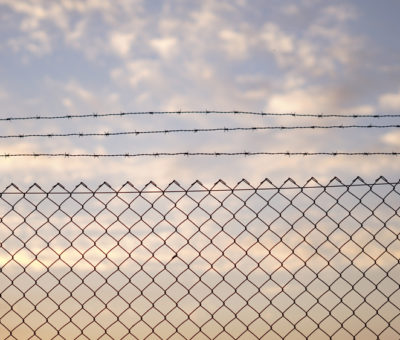 Fence-With-Barbed